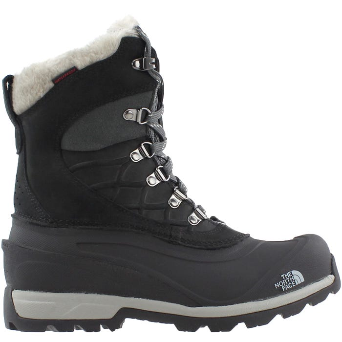 6ed7bc5661 The North Face Chilkat 400 Black Winter Boots and get free shipping ...