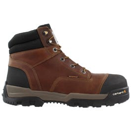 57890f6f02d Ground Force 6 Inch Waterproof Composite Toe Work Boot