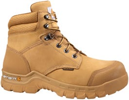 741a8fe7e41 Carhartt 6 In Rugged Flex Waterproof Insulated Tan Work Boots and ...