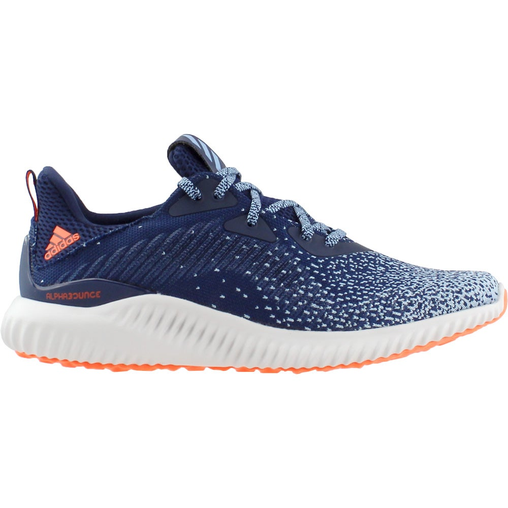 97437fe04e05 Details about adidas Alphabounce Ck Running Shoes - Blue - Mens
