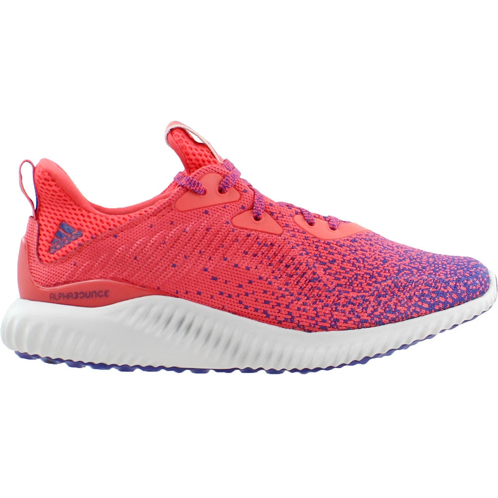 915781f9ab9a Details about adidas Alphabounce CK Running Shoes - Pink - Mens