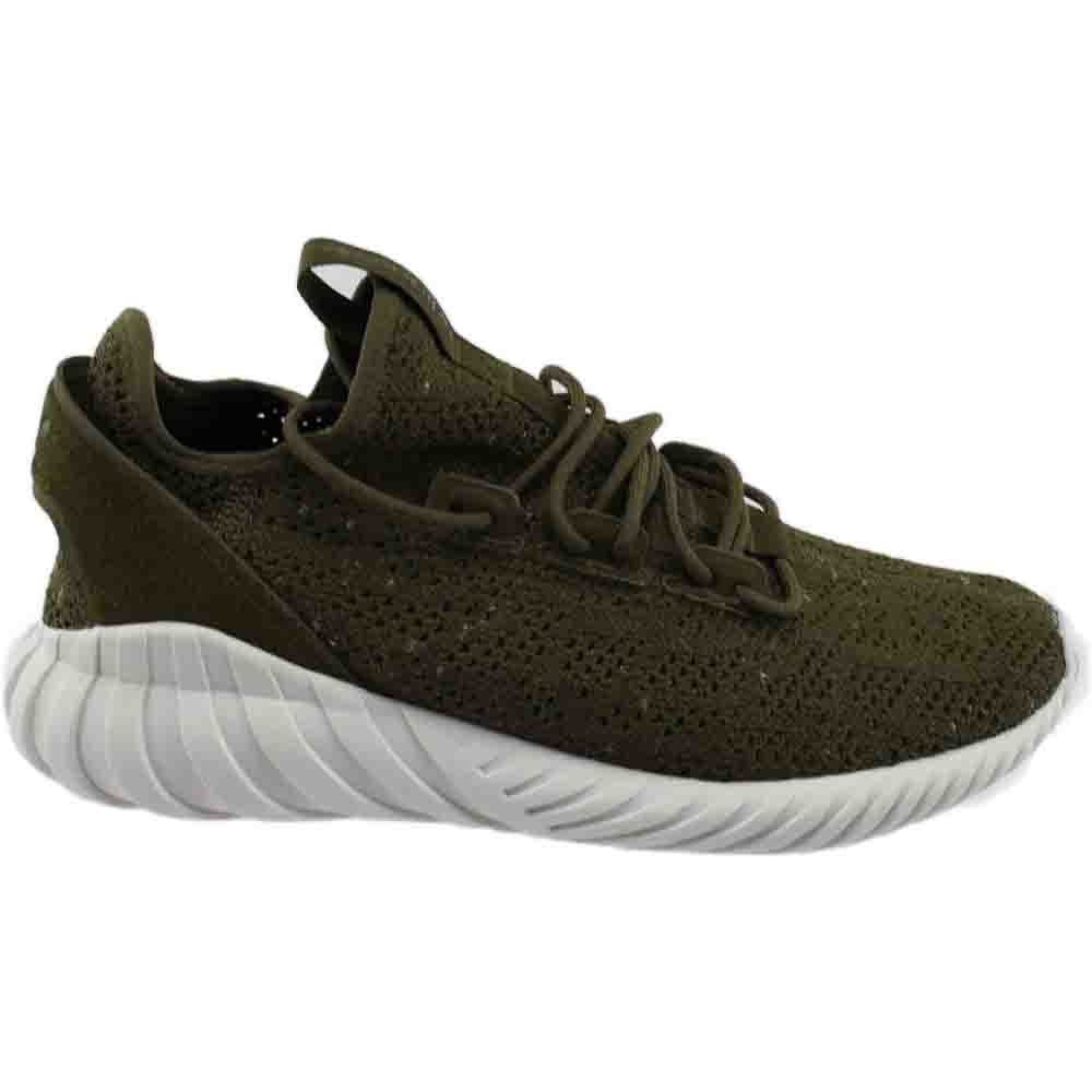 0c3c2318b Details about adidas Tubular Doom Sock Pk Sneakers - Green - Mens