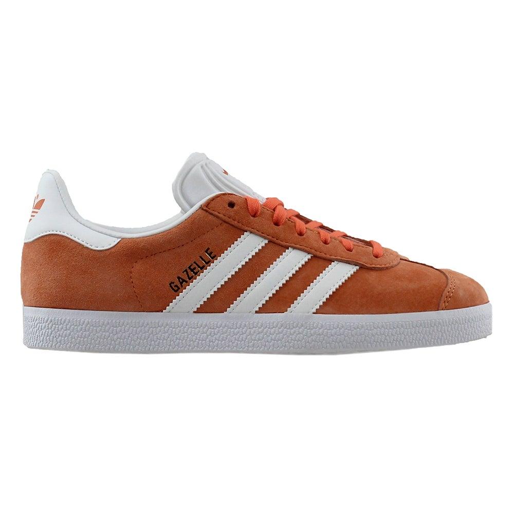Details about adidas GAZELLE Sneakers - Orange - Womens 2b9839229900
