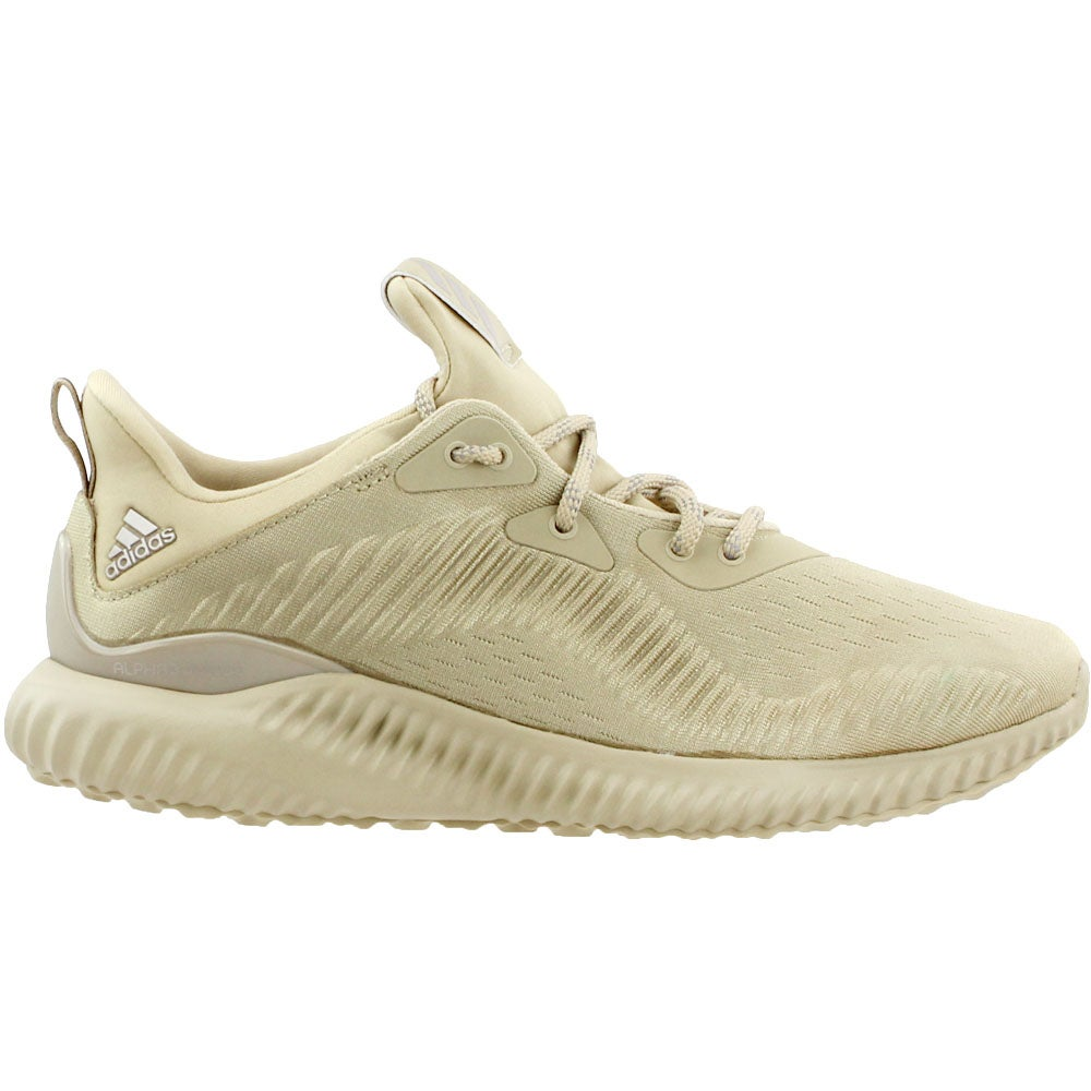 release date 61a58 c3cae Details about adidas Alphabounce EM Running Shoes - Gold - Mens