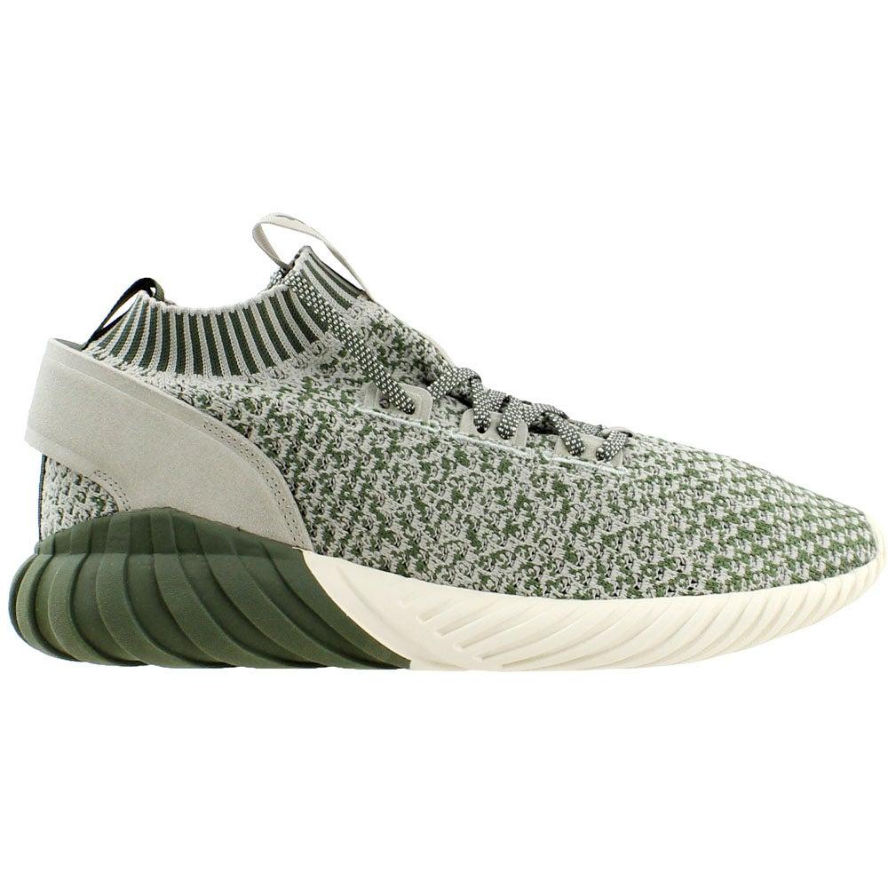 promo code d7426 912fc Details about adidas Tubular Doom Sock Primeknit Casual Sneakers - Green -  Mens