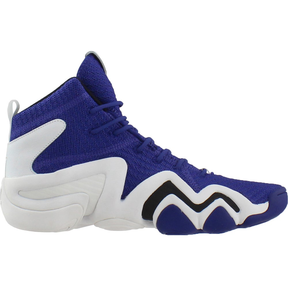info for fb8b7 13bb9 Details about adidas Crazy 8 ADV Primeknit Basketball Shoes - Purple - Mens