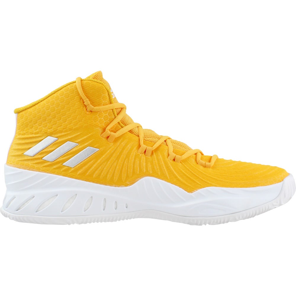 604de660d0d70 Details about adidas SM Crazy Explosive 2017 NBA NCAA Basketball Shoes Gold  - Mens - Size 14 D