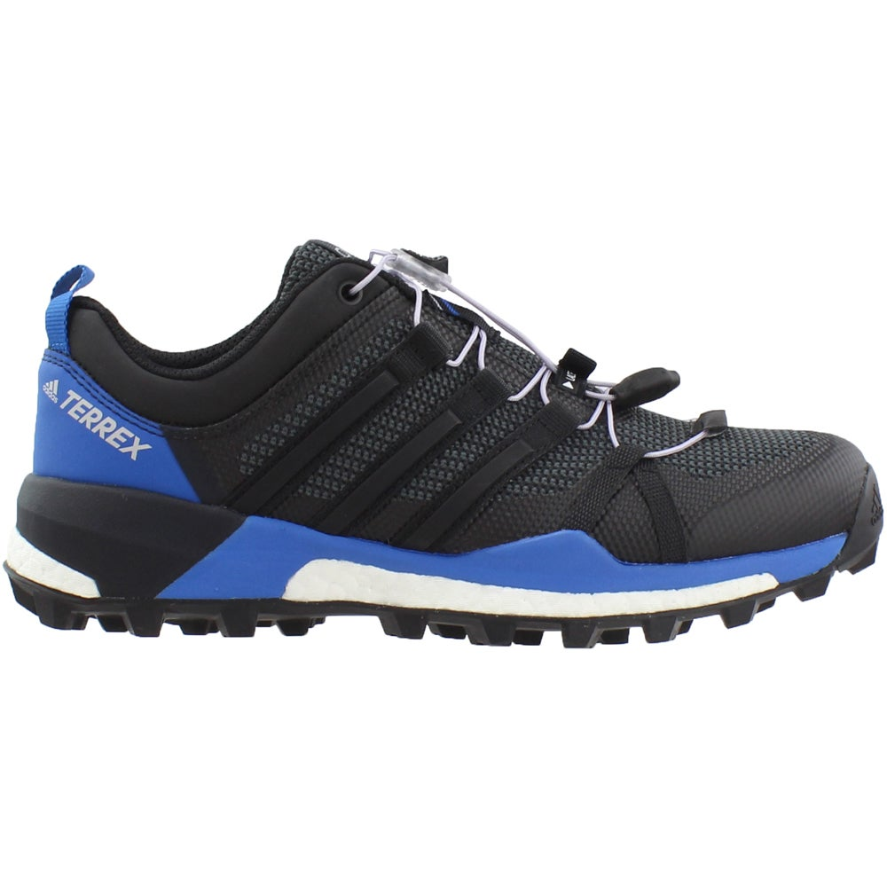 10c98695ab90 Details about adidas Terrex Skychaser Trail Running Shoes - Black - Mens