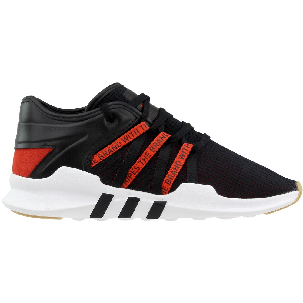 promo code e3483 3f182 Details about adidas EQT RACING ADV Running Shoes - Black - Womens