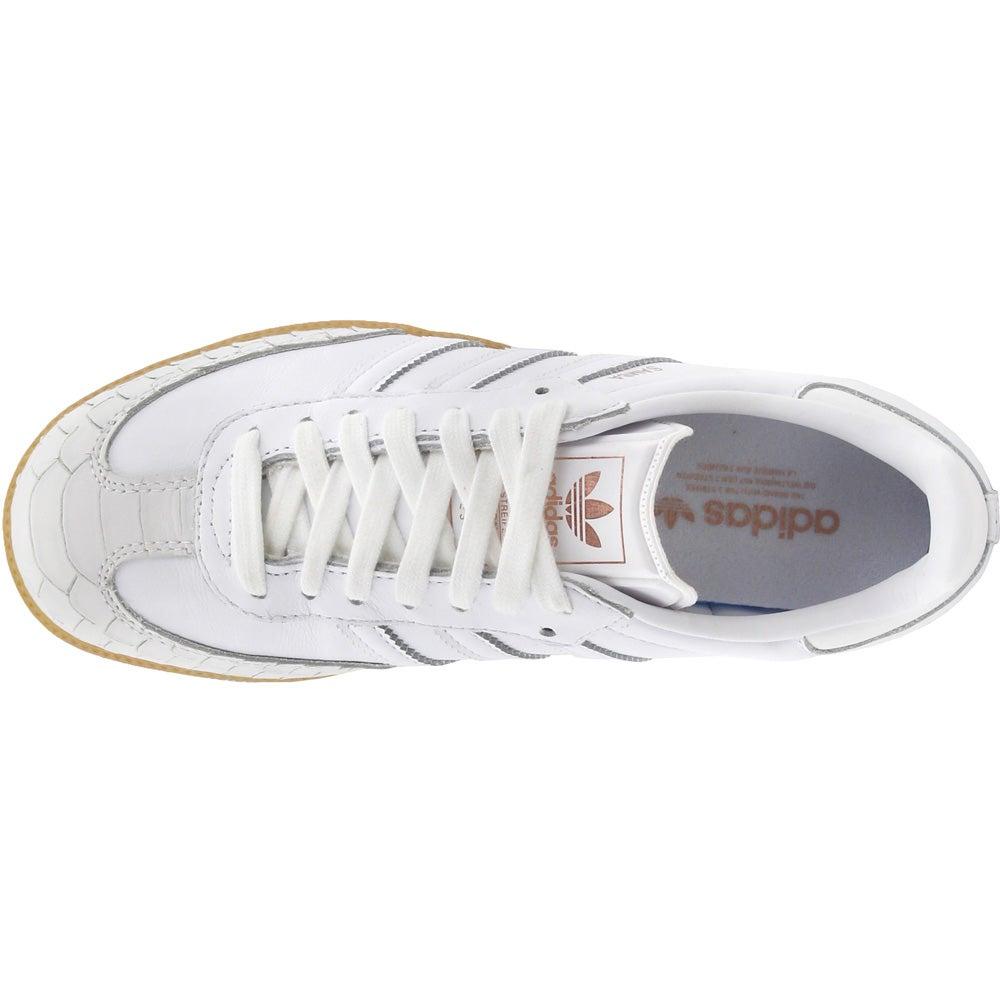 the latest ce971 a4eb9 ... adidas Samba - White White White - Womens:Man s Woman s:value 744632 ...