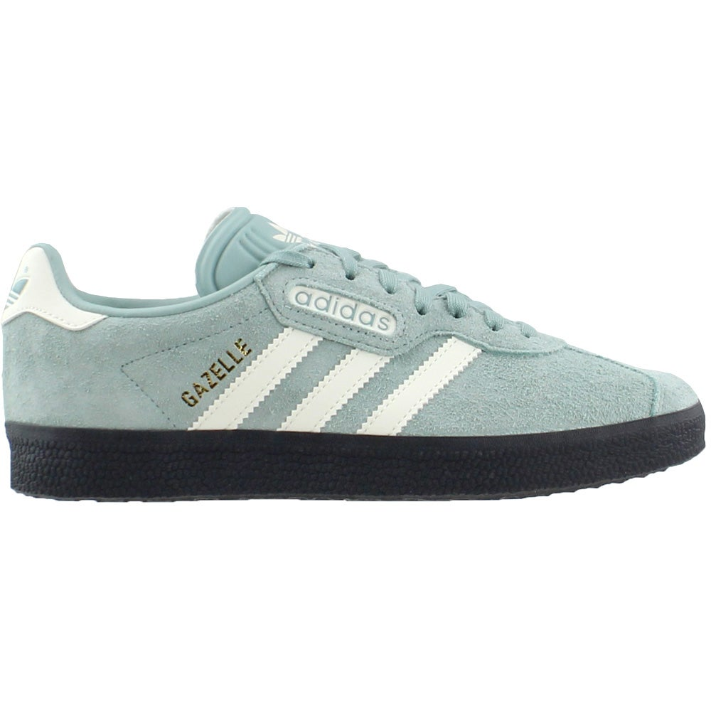 finest selection 7d48c 9bb89 Details about adidas Gazelle Super Sneakers - Green - Mens