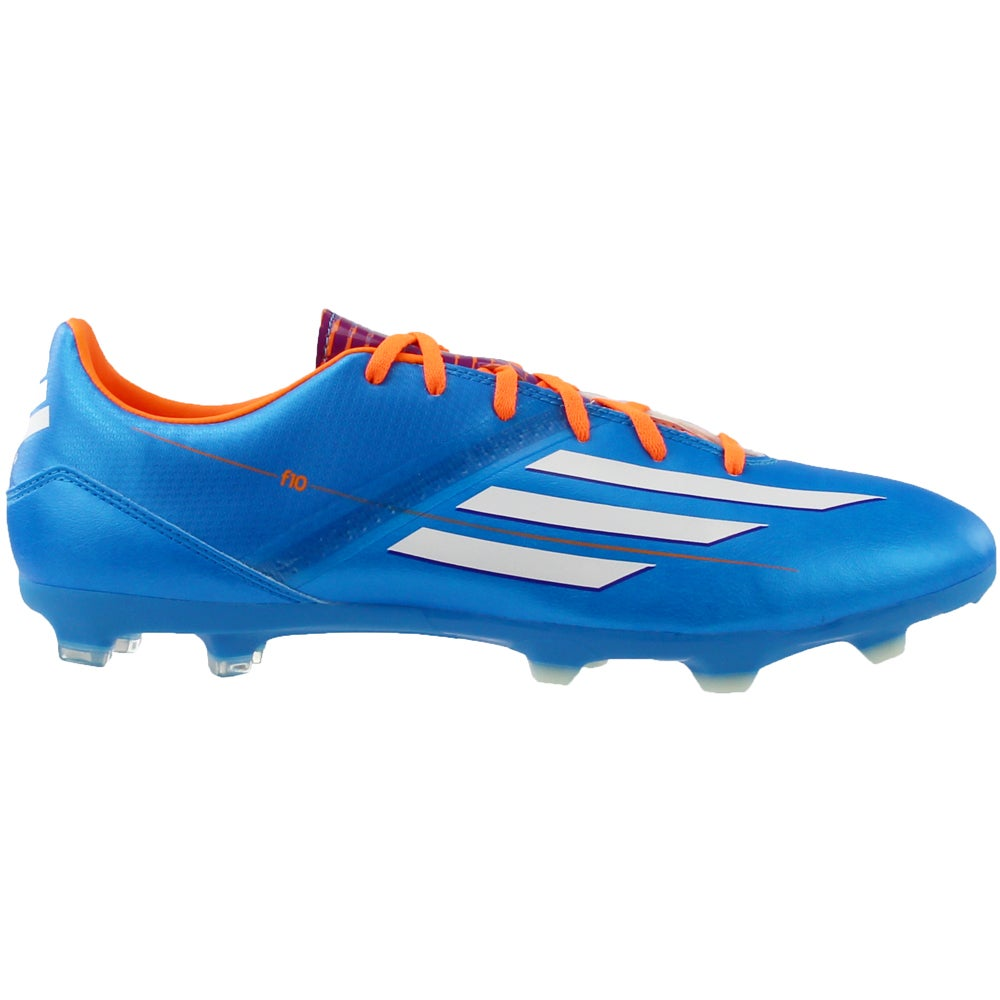 c210151c Details about adidas F10 TRX FG Soccer Cleats - Blue - Mens