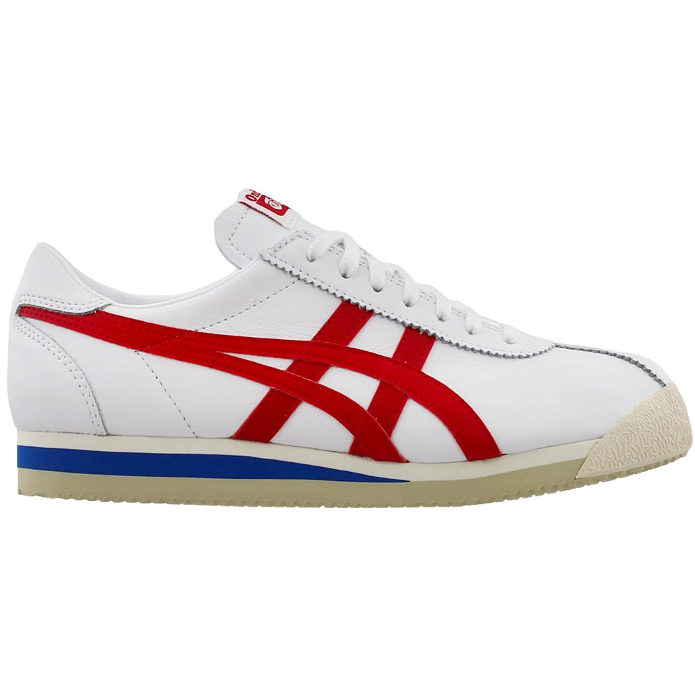 a328c00848e59 Details about ASICS Tiger Corsair Sneakers - White - Mens