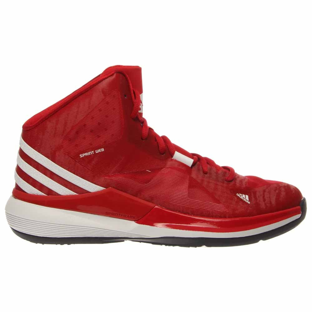 adidas Crazy Strike Red - Mens  - Size