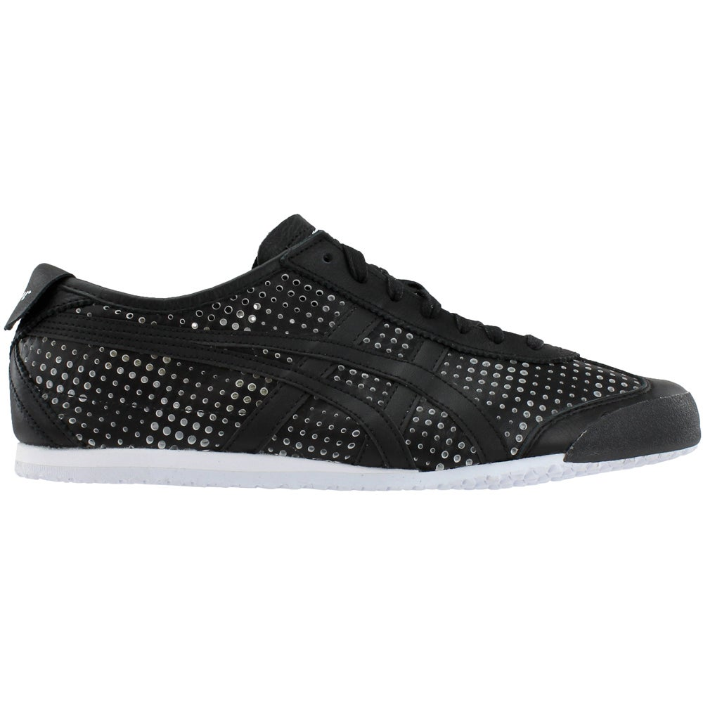 a08e23b1c8f2 Details about ASICS Onitsuka Tiger Mexico 66 Sneakers - Black - Mens