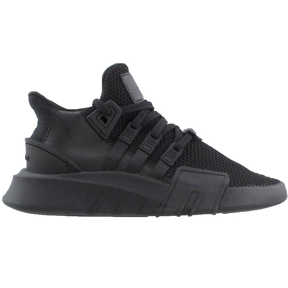 b06b80fc015 Details about adidas EQT Basketball ADV Sneakers - Black - Mens