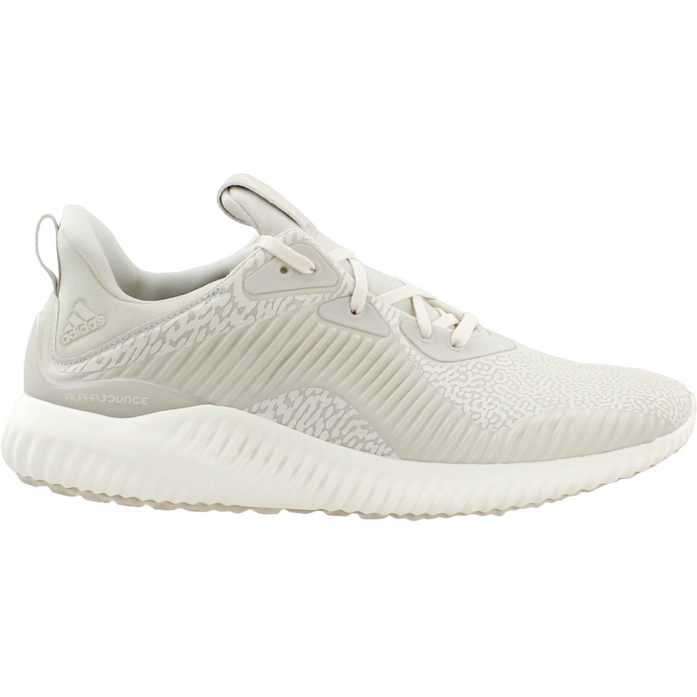 72df4e7703b21 Details about adidas Alphabounce Hpc Ams Running Shoes - White - Mens