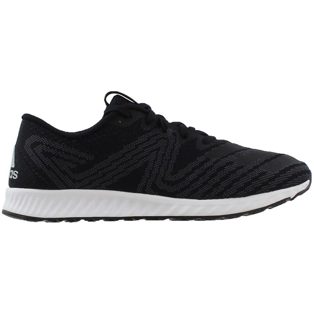 dbc48587f90f Details about adidas Aerobounce Pr Running Shoes - Black - Mens
