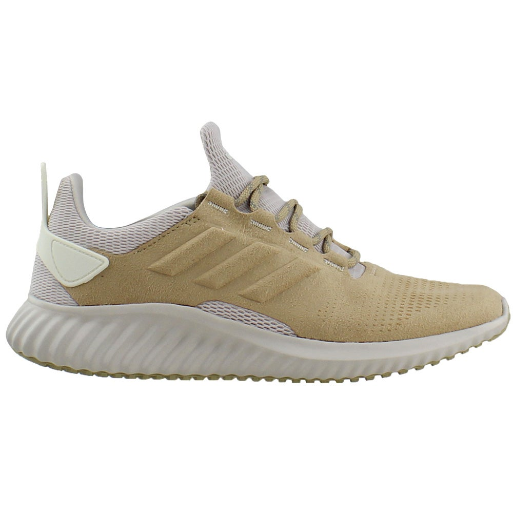 bc5bea1ff Details about adidas Alphabounce CR Running Shoes Beige - Mens - Size 8.5 D