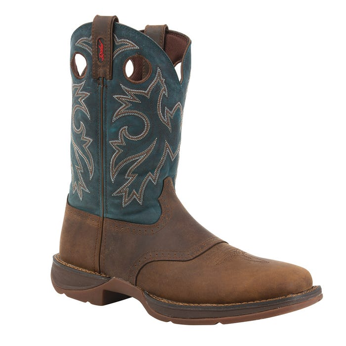 Rebel by Pull-On Western Boot