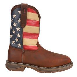 Rebel by Steel Toe Flag Western Boot