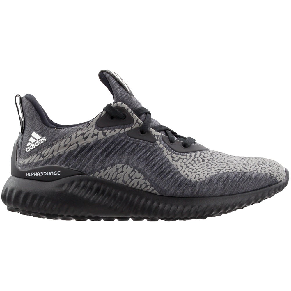 3d78b9b4ffead Details about adidas Alphabounce Hpc Ams Running Shoes - Black - Womens