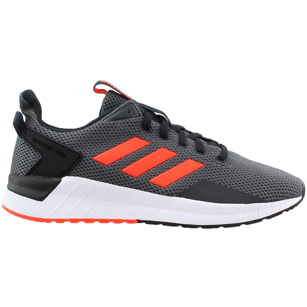2c46ec669317 Details about adidas Questar Ride Running Shoes - Grey - Mens