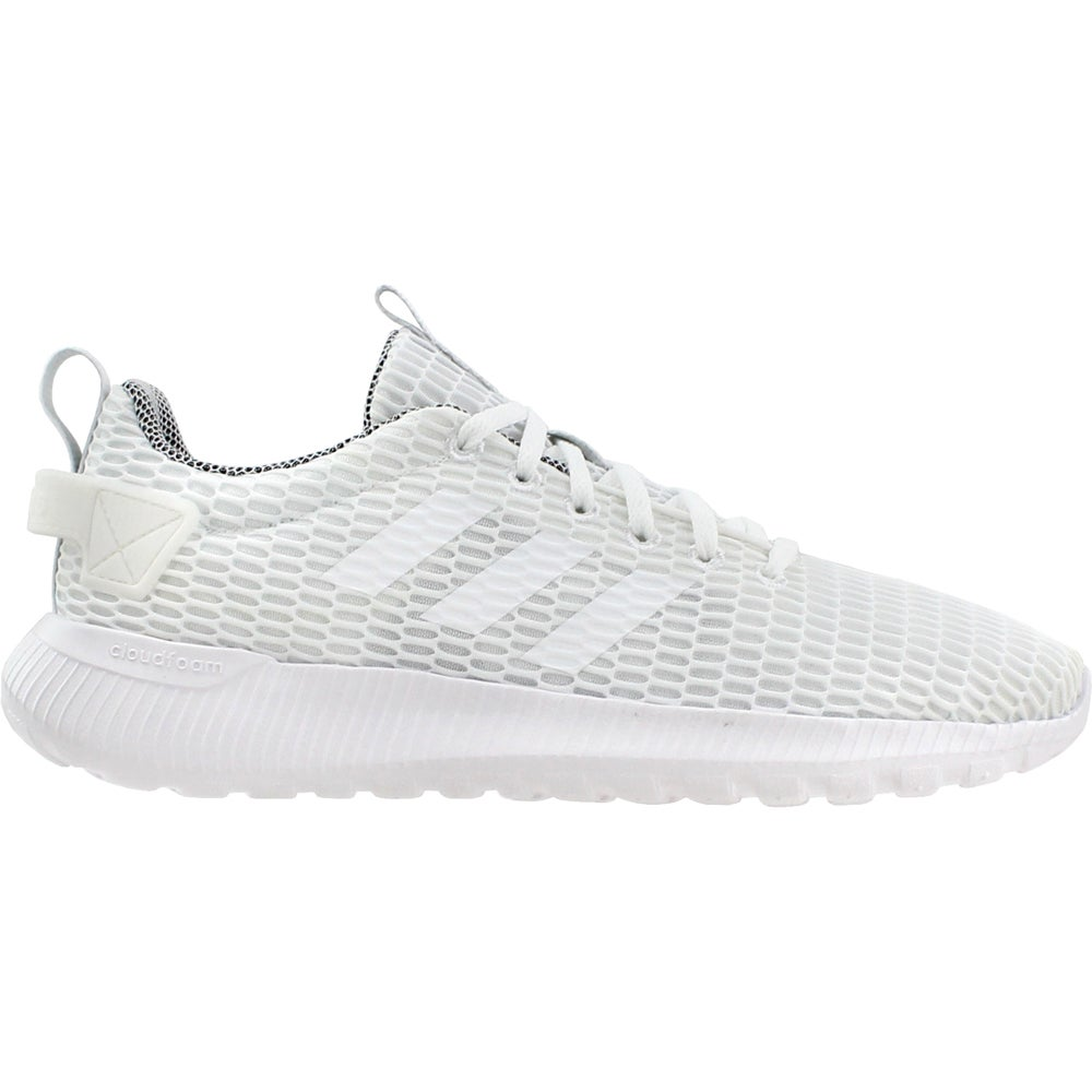buy popular f5623 f7359 Details about adidas Cloudfoam Lite Racer CC Sneakers - White - Mens