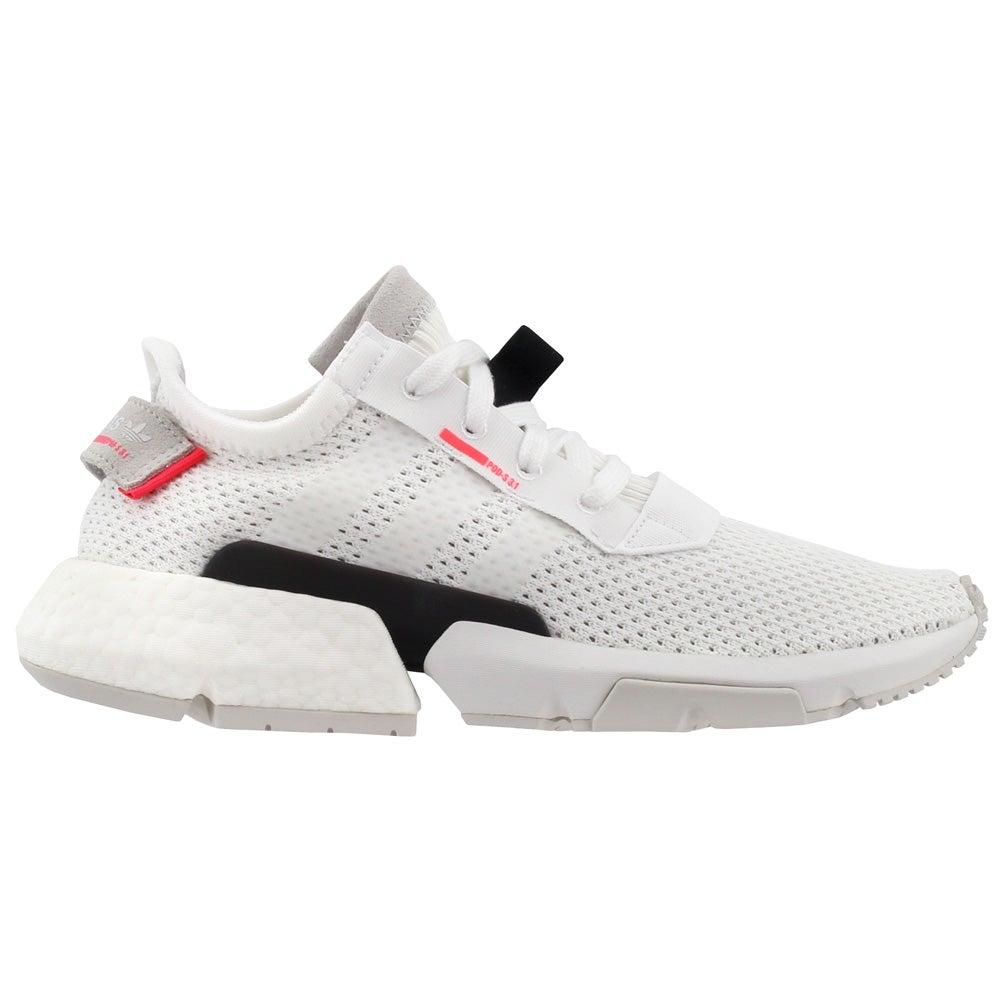 adidas Pod-S3.1 Junior White Mens Lace