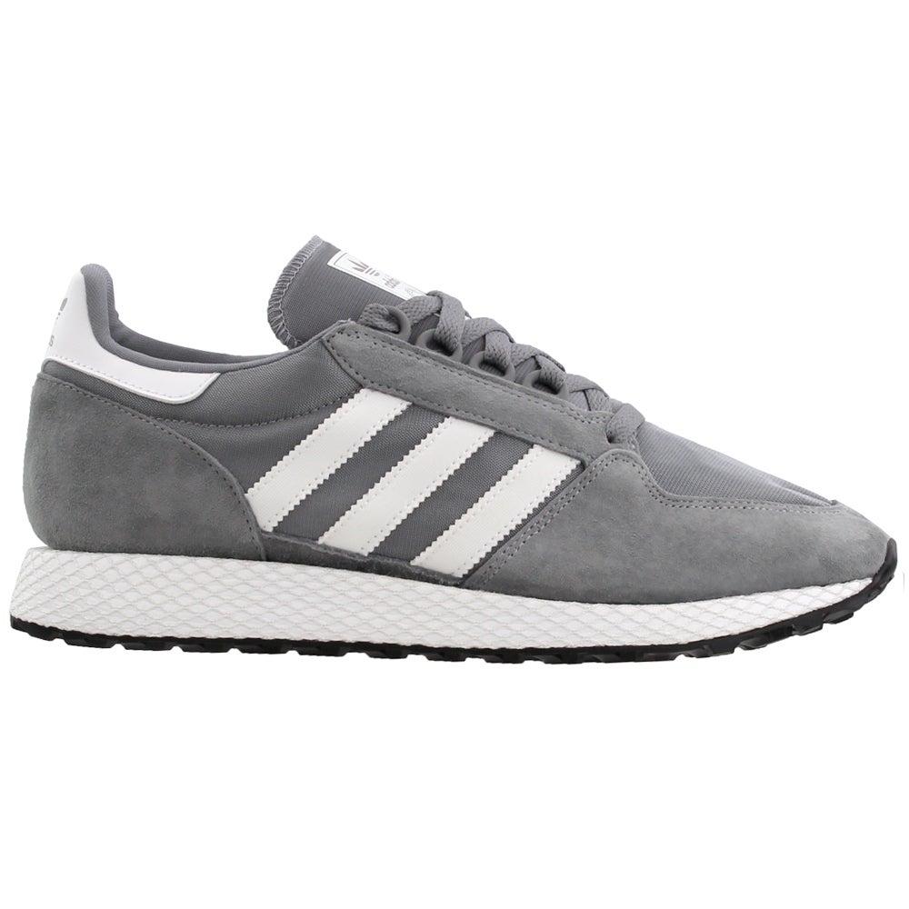 Detalles de Adidas Originals Bosque Hill Hombre Zapatillas Deportivas para Running Zapatos
