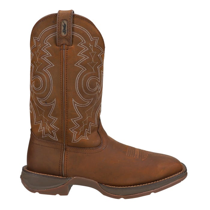 Rebel by Steel Toe Pull-On Western Boot