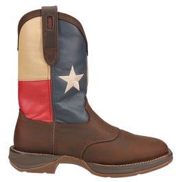 Patriotic Pull-On Western Boot