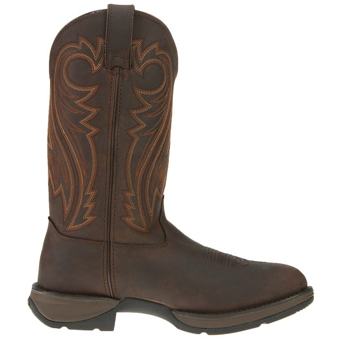 Rebel by Chocolate Pull-On Western Boot