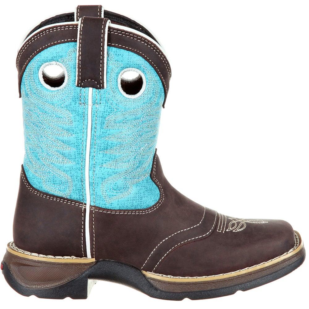 Durango Lil' Rebel Western Saddle Boot