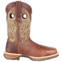 Rebel Composite Toe Waterproof Western Boot