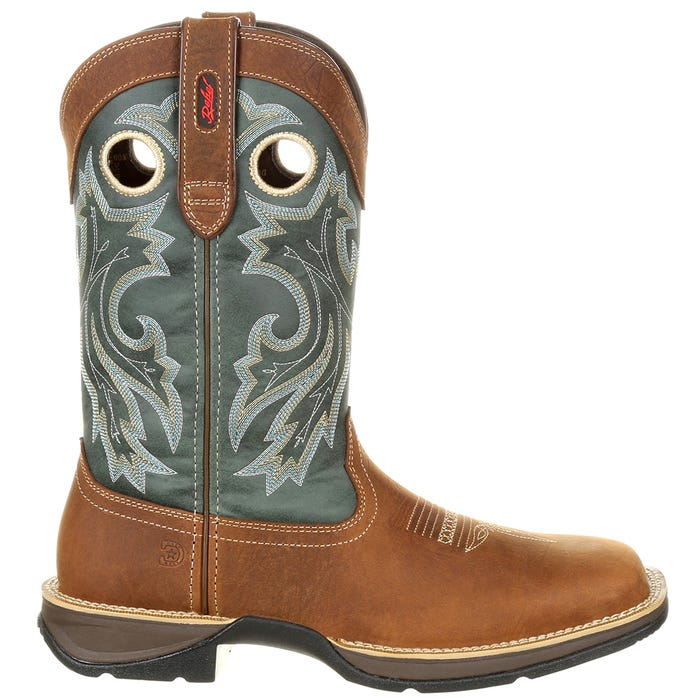 Rebel by Durango Pull-On Western Boot