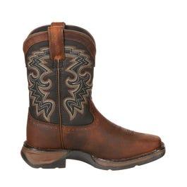 Lil' Big Kid Western Boot