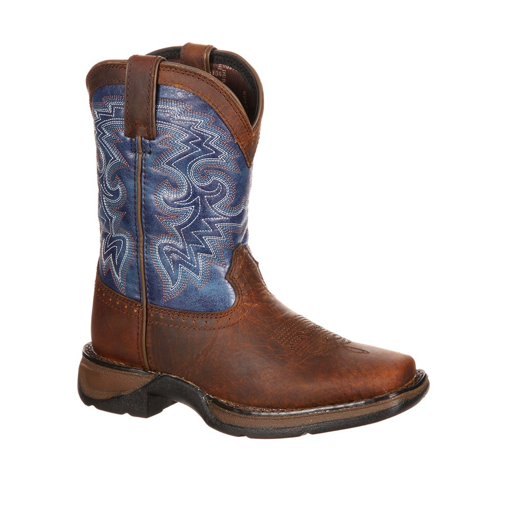 Durango Lil/' Little Kid Western   Casual   Western Brown Boys Size 2 M