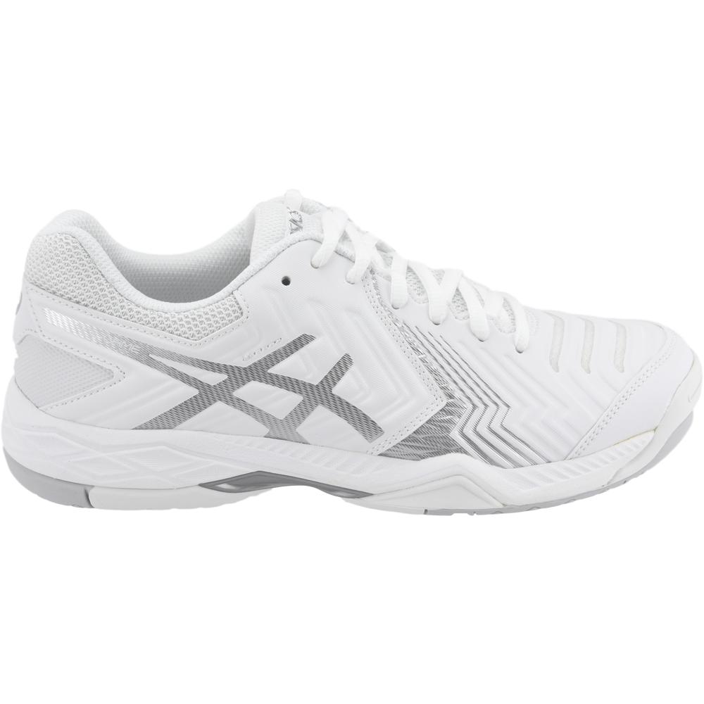 Game Gel Tennis White 6 Asics Details Womens About Shoes ARqcj354L