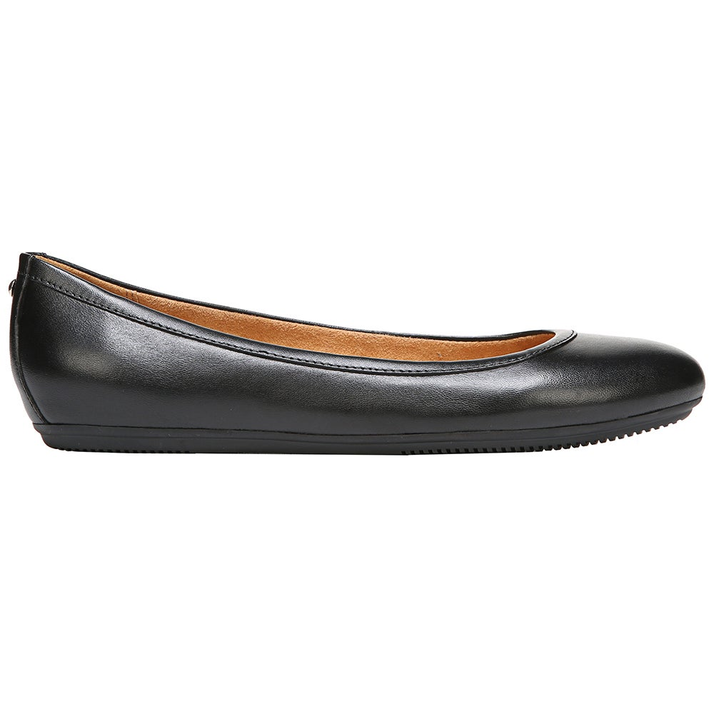 Naturalizer Brittany Flats Black- Womens- Size 8 D