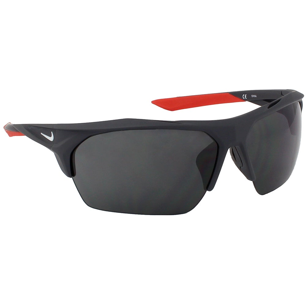 Nike Terminus - Black - Mens Lightweight and Durable:  Tough yet deft, these sunglasses stay put and maintain clarity during high-action training or competition.