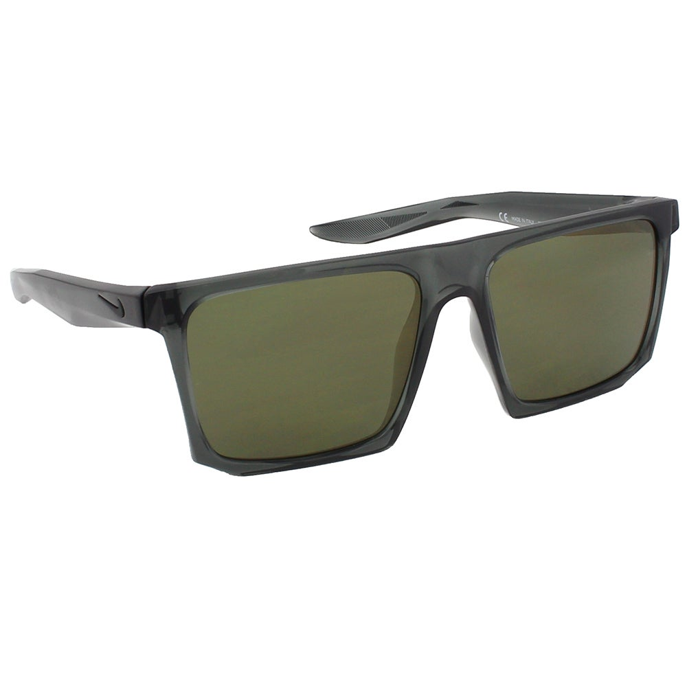 Nike Ledge - Grey - Mens With a super-low profile and strong, squared off design, the Nike SB Ledge sunglasses provide skate-informed style and comfort, on and off your board.