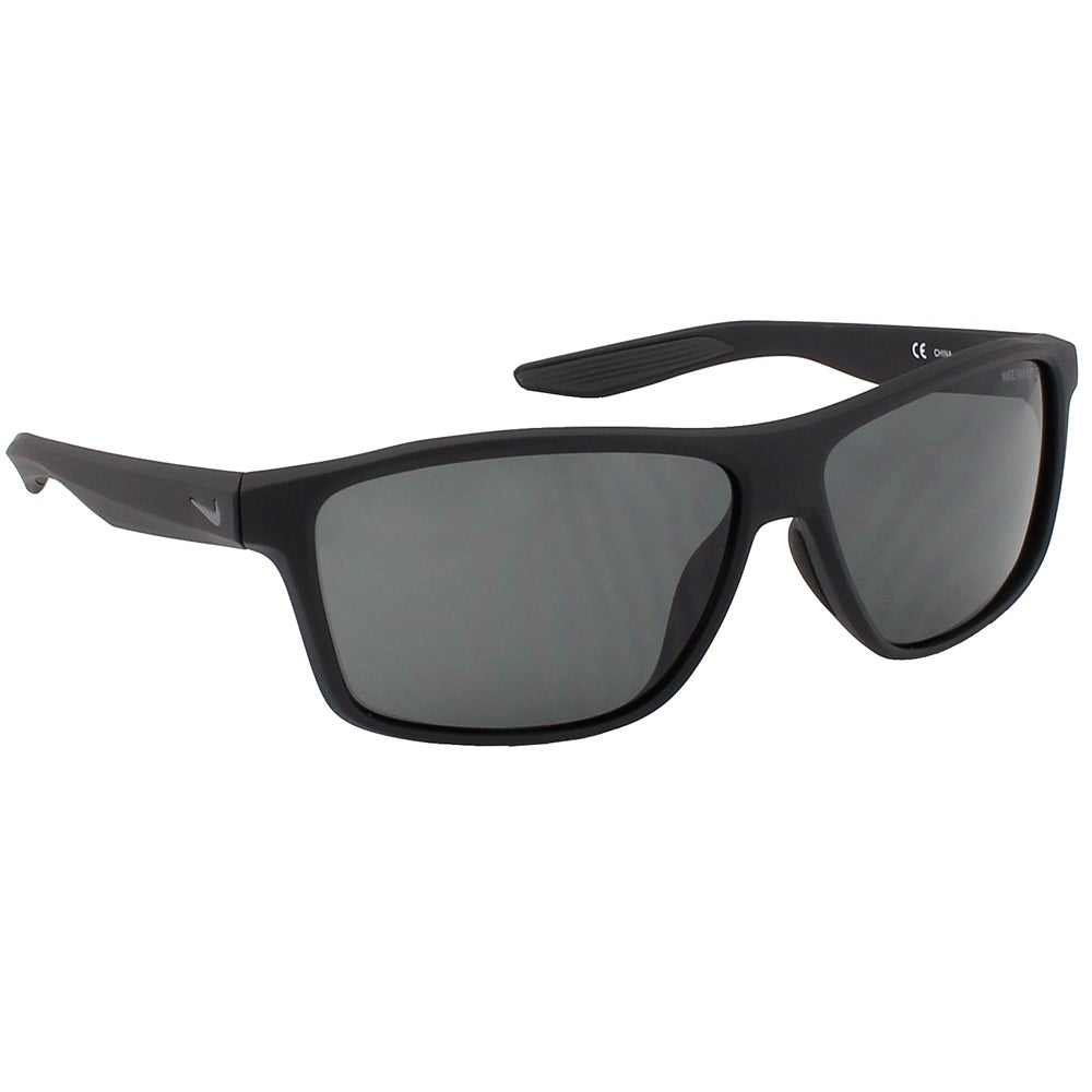 Nike Premier - Black - Mens Lightweight Coverage For The Green, And Beyond: Lightweight And Comfortable, The Nike Premier Sunglasses Feature Slimmed Down Temples With Tips That Grip For Stability.
