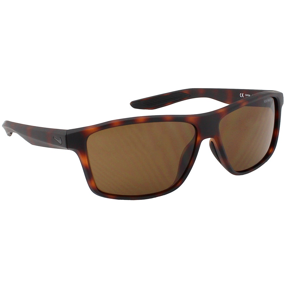 Nike Premier - Brown - Mens Lightweight Coverage For The Green, And Beyond: Lightweight And Comfortable, The Nike Premier Sunglasses Feature Slimmed Down Temples With Tips That Grip For Stability.