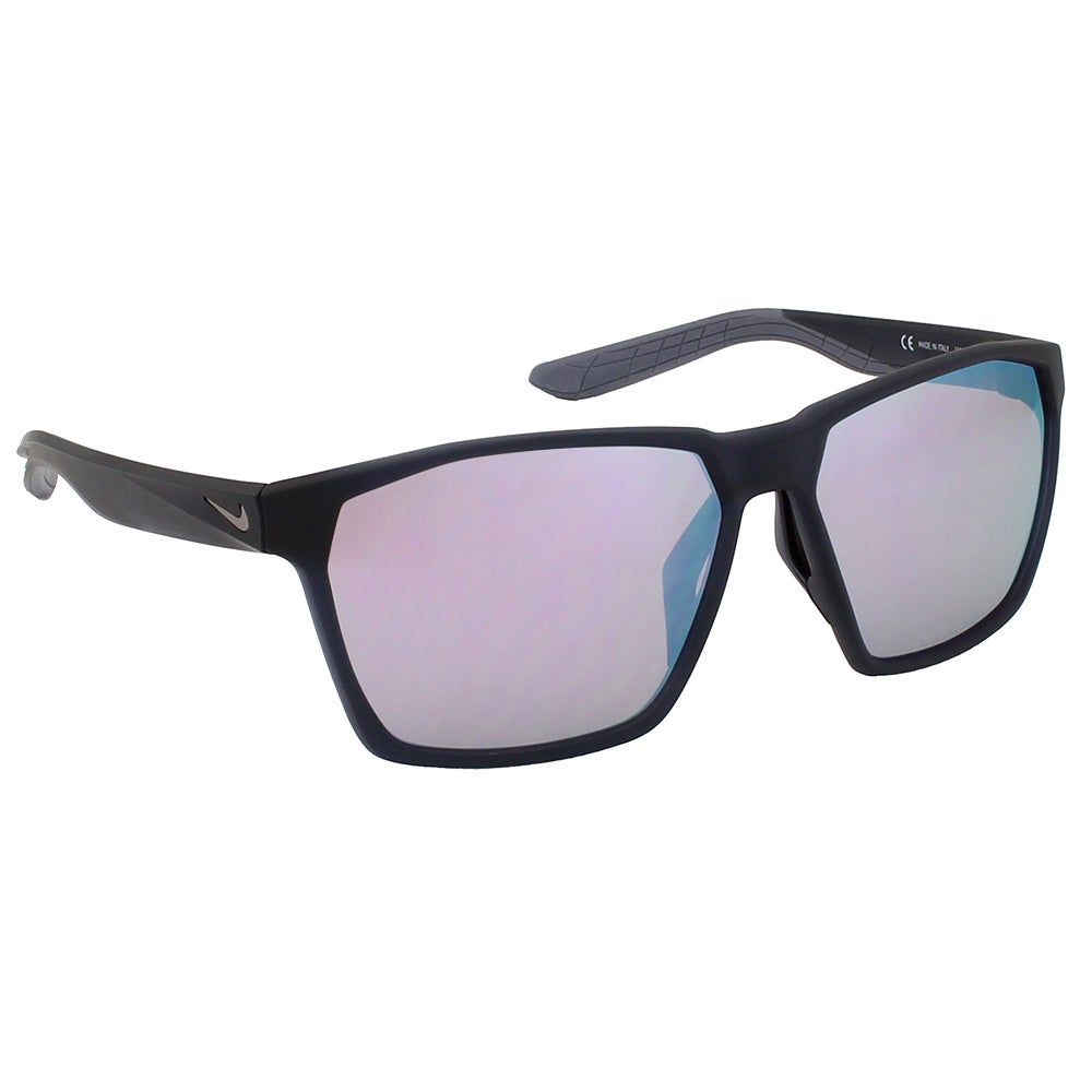 Nike Maverick - Blue - Mens A Rebel On The Outside, The Nike Maverick Sunglasses Are Pure Performance On The Inside. The Lightweight Frame Features Ventilation And Temple Arms That Provide A Soft, Firm Grip, Ensuring You Can Wear These Sunglasses For Hours On The Course, And Off.