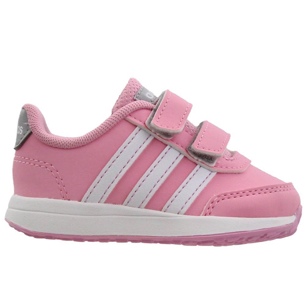Pink adidas VS Switch 2 CMF Infant