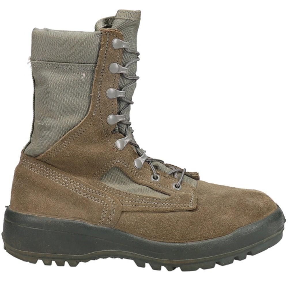 Belleville-Women-039-s-Hot-Weather-Combat-Boot-USAF-Green-Womens