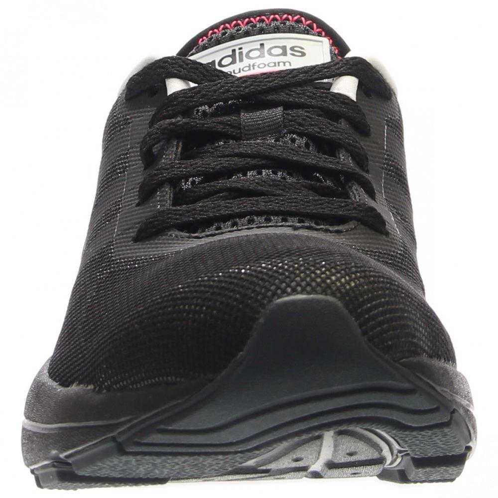 adidas Cloudfoam Flow Black - Womens  - Size