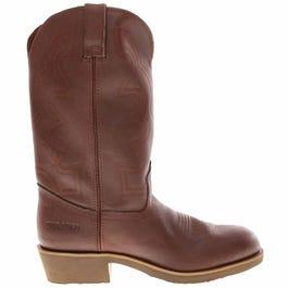 12 in  FARM N RANCH Brown Western Boot