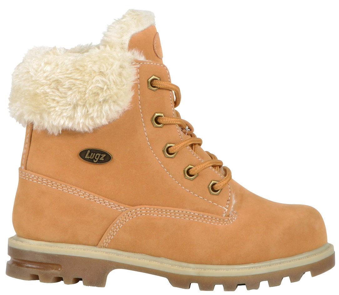 Lugz Empire Hi Fur